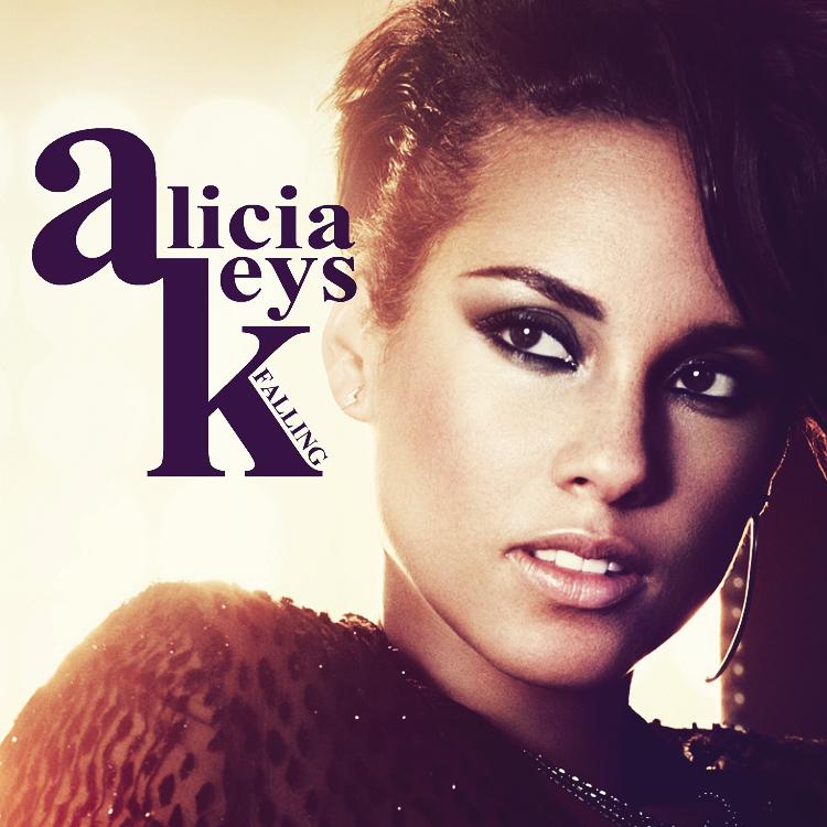 Alicia Keys: Falling by Awesmatasticaly-Cool on deviantART Alicia Keys Fallin