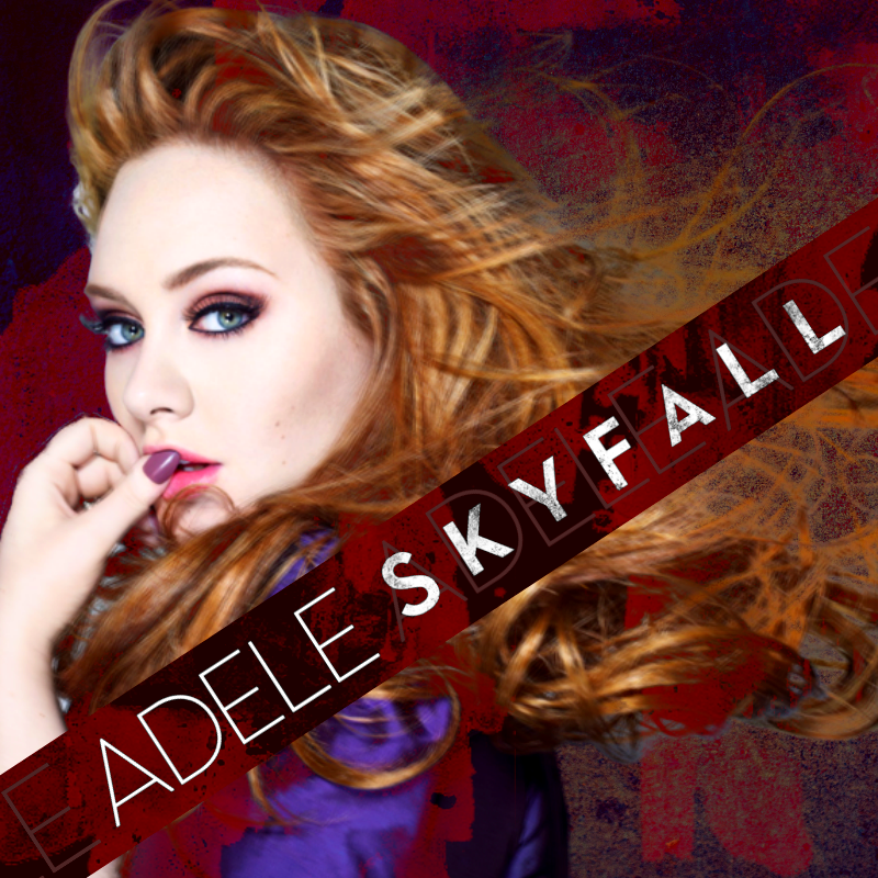 ADELE: Skyfall 3 by Awesmatasticaly-Cool on DeviantArt