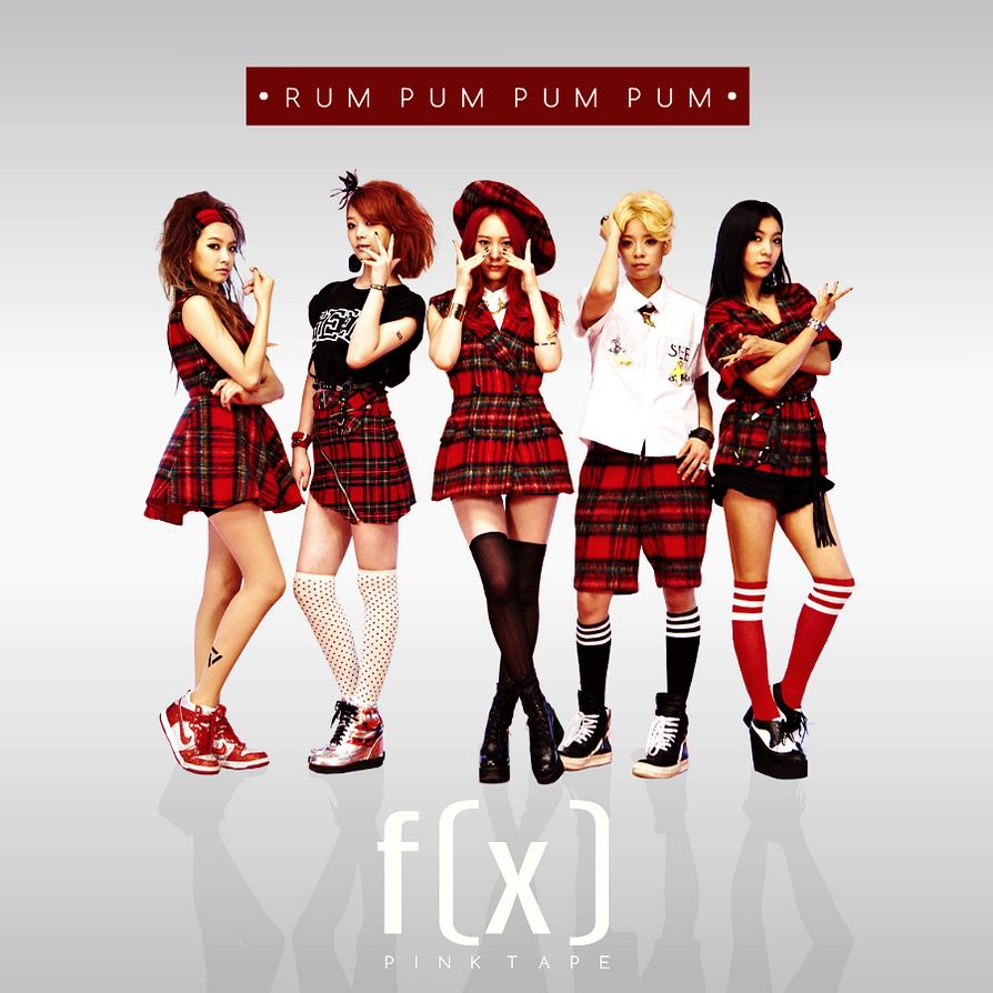 f(x): RUM PUM PUM PUM 2 by Awesmatasticaly-Cool on DeviantArt F(x) Rum Pum Pum Pum Wallpaper
