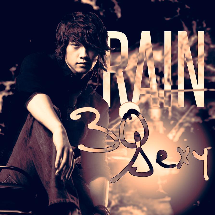 Rain 30sexy cover