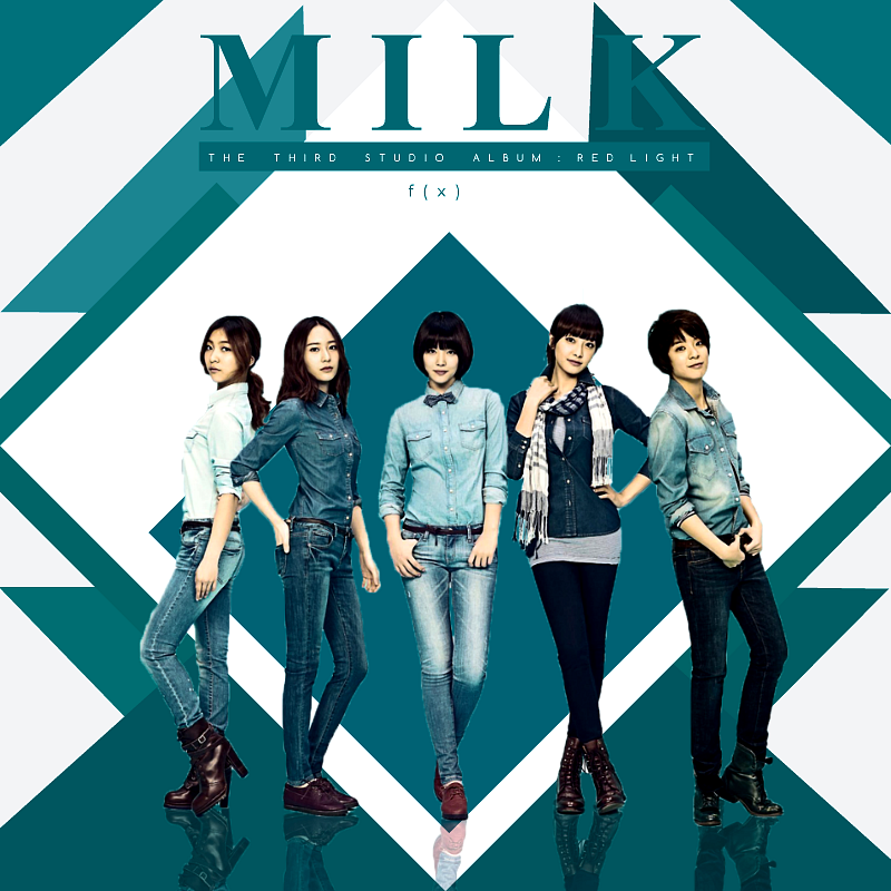 f(x): MILK (from the 'RED LIGHT' album) by Awesmatasticaly ...