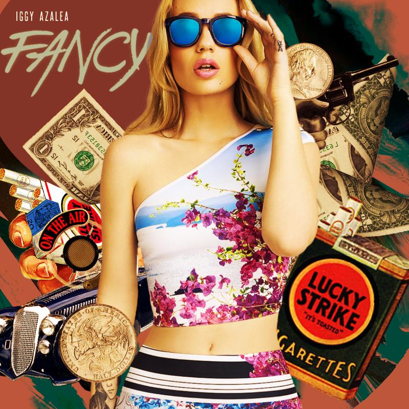 Iggy Azalea: FANCY by Awesmatasticaly-Cool on deviantART | 800 x 800 png 1451kB