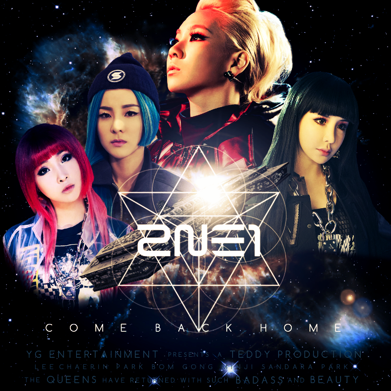 2NE1: Come Back Home 5 by Awesmatasticaly-Cool
