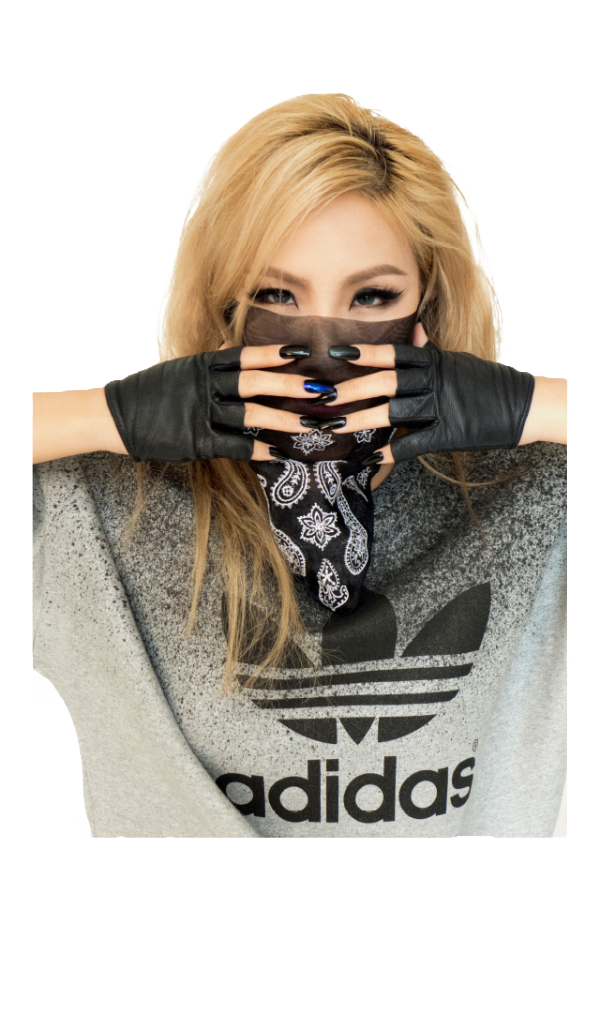 2NE1 CL RENDER by Awesmatasticaly-Cool on DeviantArt