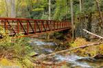 the synthetic awakening - Autumn House and Bridge