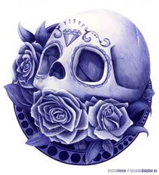 Skull CrisFerrer.. by CrisFerrer