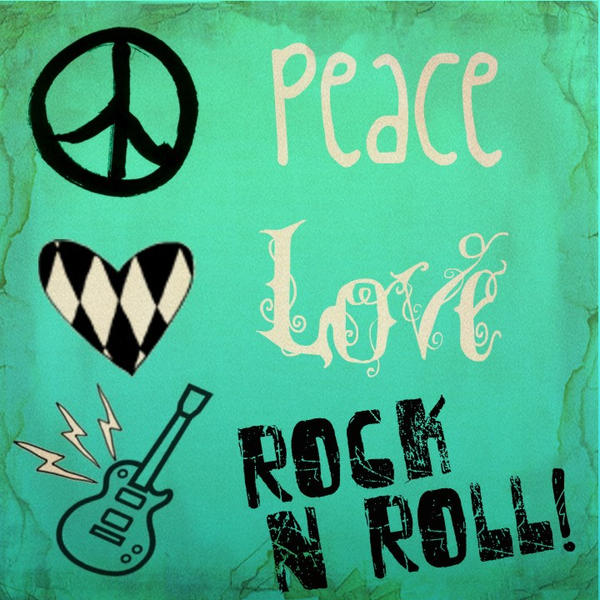 rock the war and roll with