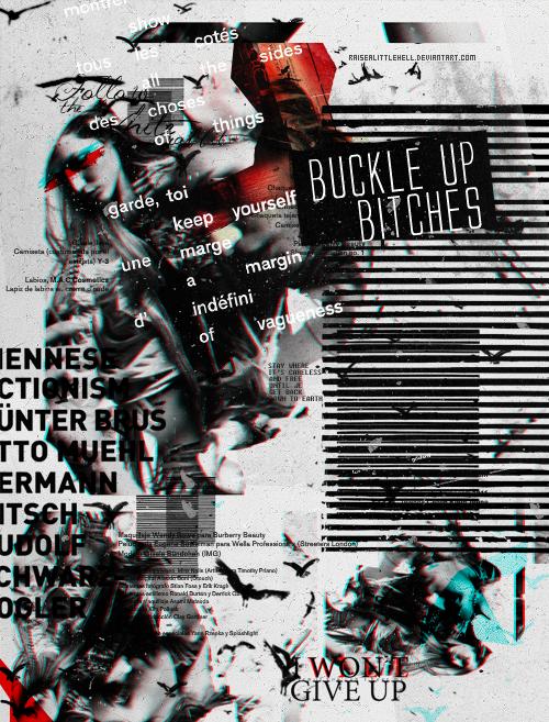 Buckle Up by raisealittlehell