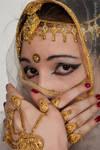 STOCK - Indian Tribal Fusion Dancer - Apsara 4