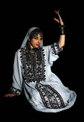 Baluchi Woman - Baluchi pashk by Apsara-Stock