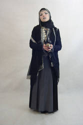 STOCK - Oriental / Gothic Empress