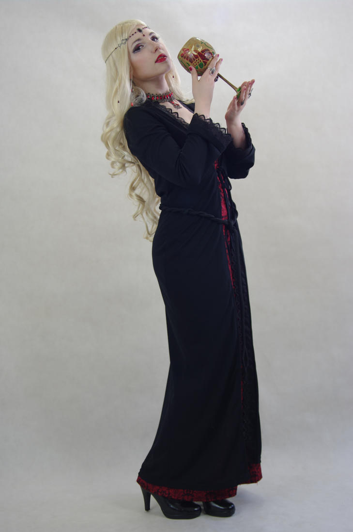 STOCK  Gothic Blonde by Apsara-Stock