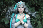 STOCK - Turquoise princess