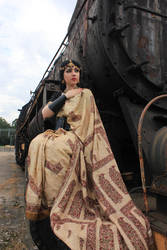 STOCK - Indian Steampunk by Apsara-Stock