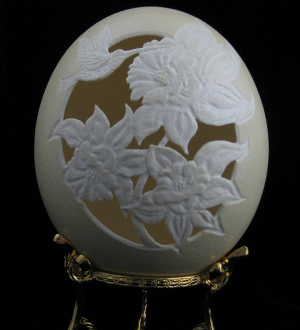 hand carved ostrich egg 2 by joechas on DeviantArt