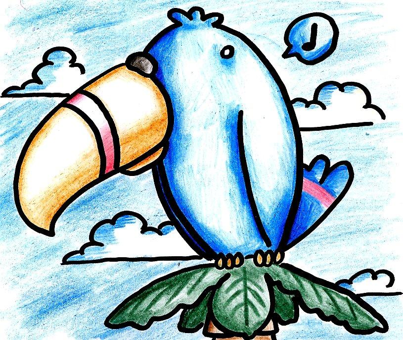 Birdy by Hempuli