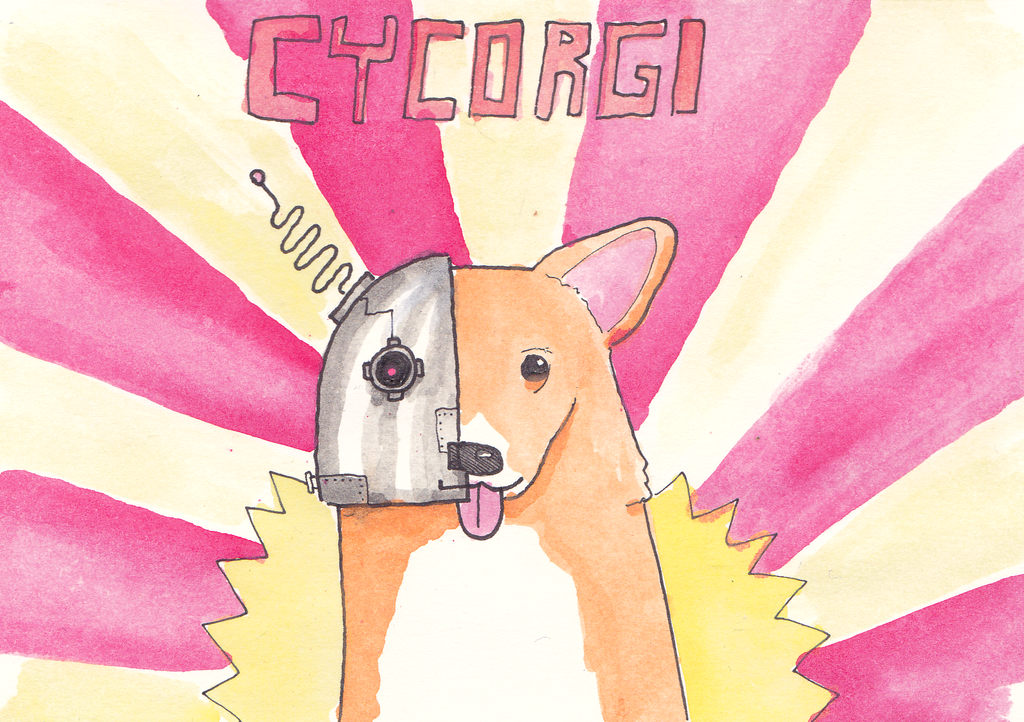 CYCORGI by Hempuli