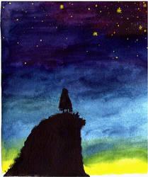 Stargazing by Hempuli