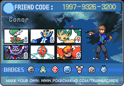 Pokemon Platinum card by Vulcan-flare86