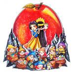 Snow White in the Snowglobe