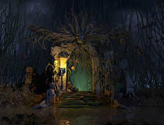 Swamp by vasinka