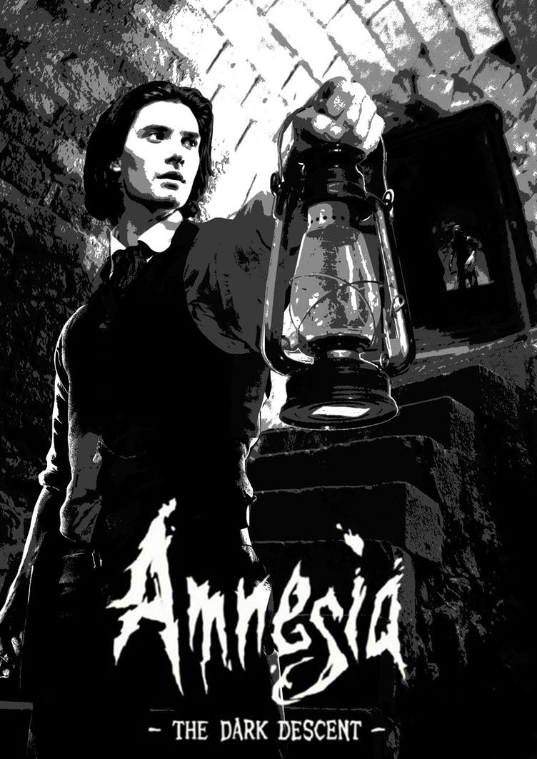 Amnesia, the dark descent. by flipation