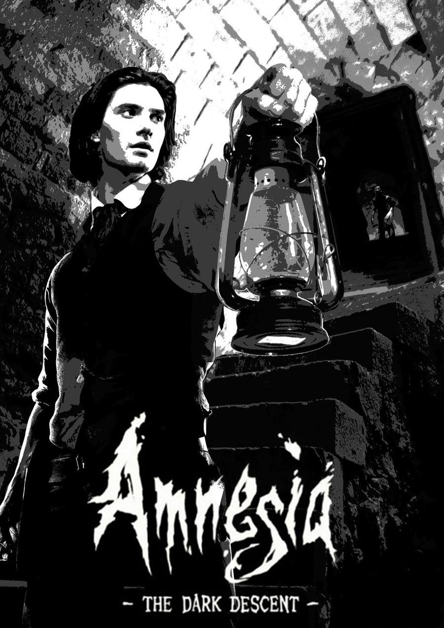 Amnesia, the dark descent. by flipation