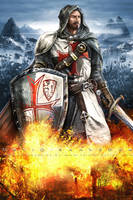 The first templar by flipation