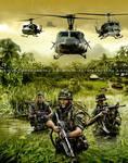 Men of War Vietnam, alternate cover