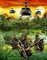 Men of War Vietnam by flipation