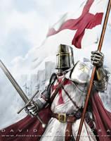 Templar Knight by flipation