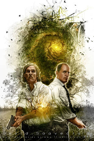 True Detective. The Yellow Sign