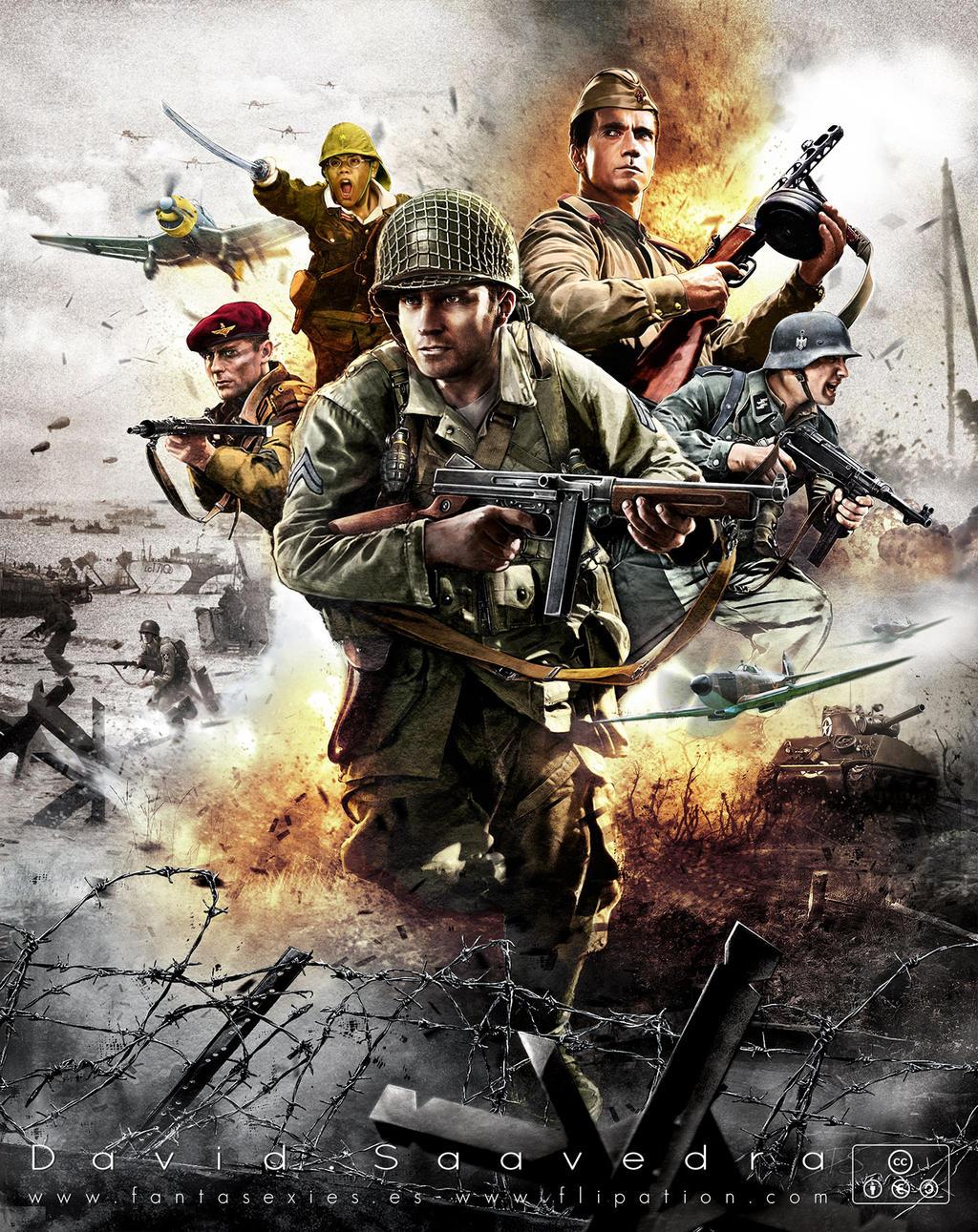 Men Of War Assault Squad 2 By Flipation On Deviantart
