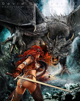 Heroes and Dragons. Breath of fire.