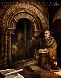La abadia del crimen (The abbey of crime) by flipation