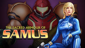The Sacred Armour of Samus - Full HD Wallpaper