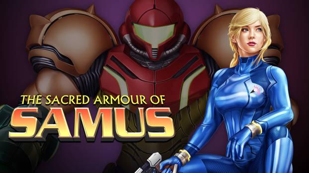 The Sacred Armour of Samus - Full HD Wallpaper