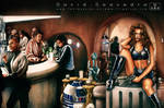 Itherin at Mos Eisley by flipation