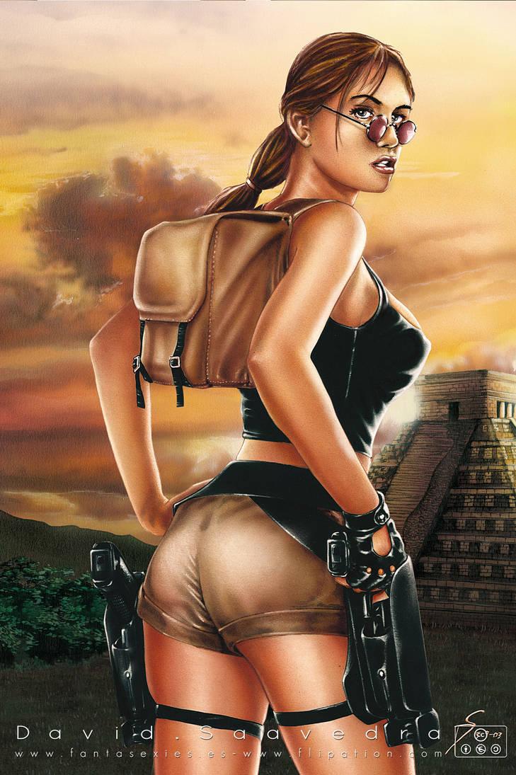 Lara 3 by flipation