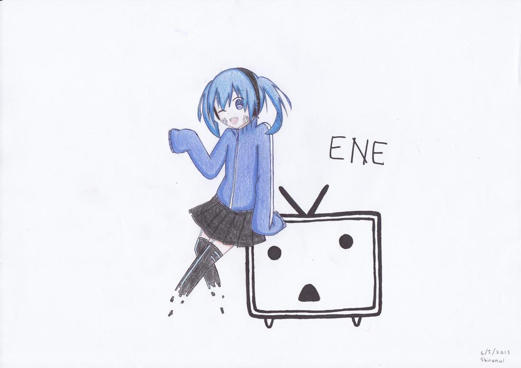 NiconicoEne by YukkiShiranui101
