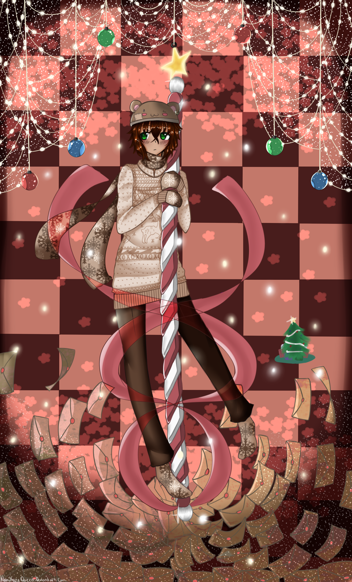 Christmas contest + Happy Birthday Simo! by NamiKazeQueen