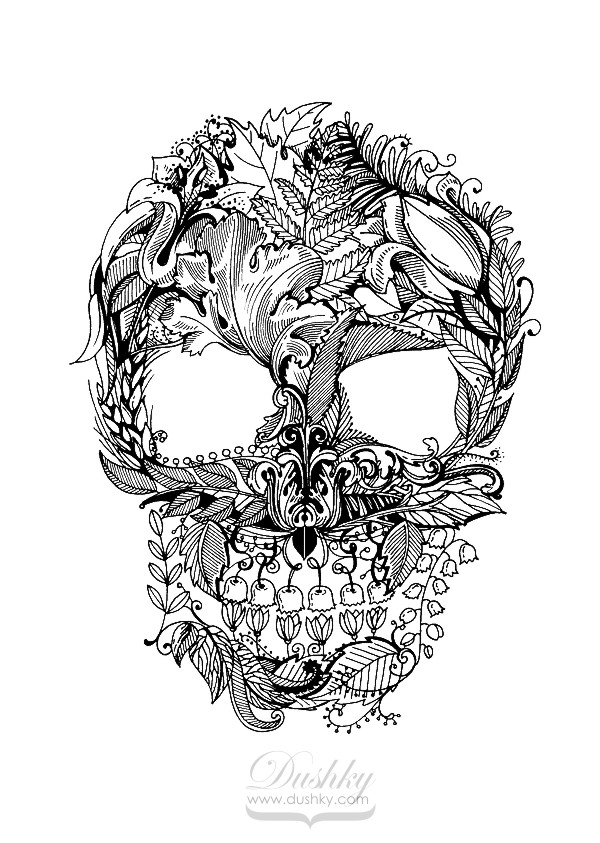 Image Result For Tattoo Coloring
