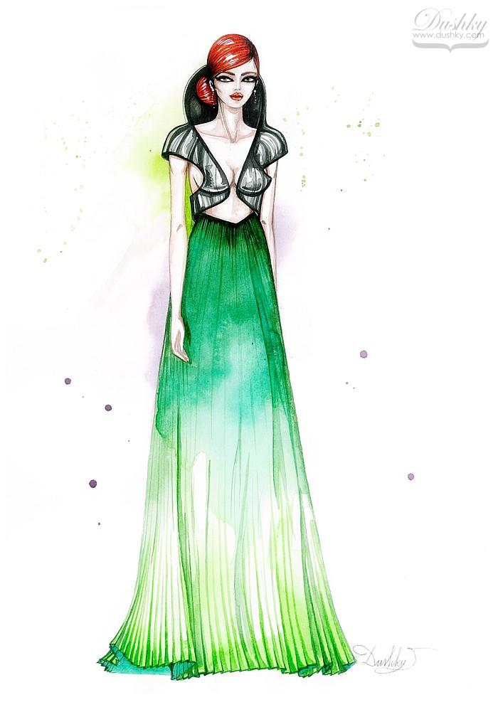 Arz - Shelby's dress 2 by dushky