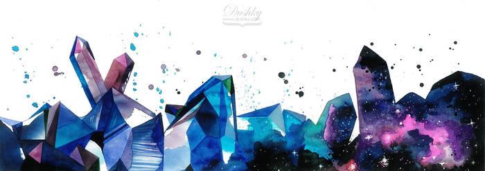 Rocky Nebula