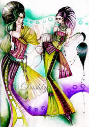 traditional by dushky
