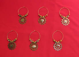 SP Beverage Charms - Copper Brass by 2ndWindAccessories