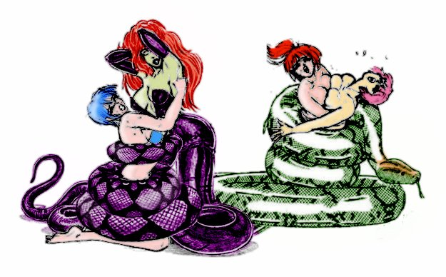 girl sex virgine in snake pic