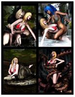 4 Perils: Lauren by thedude255
