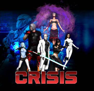 CRISIS by thedude255