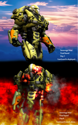 Sovereign War: Final Days by thedude255